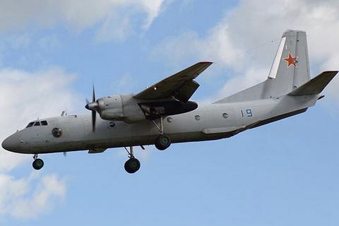 У Судані розбився військовий Ан-26