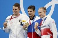 На Олімпіаді розгорається скандал: американський і британський плавці звинуватили російського чемпіона в нечистому запливі