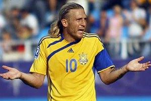 Воронин завяжет со сборной после Евро-2012