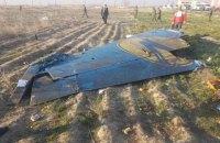 Іран заявив, що розслідування катастрофи літака МАУ перебуває на завершальному етапі