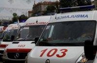 """Новые автомобили """"скорой помощи"""" будут во всех регионах Украины"""