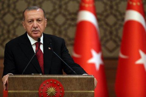 ЕС может ввести санкции против Турции за операцию против сирийских курдов
