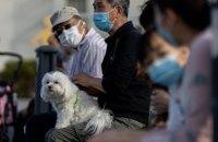 Кількість інфікованих коронавірусом у світі сягнула 110 тисячі осіб