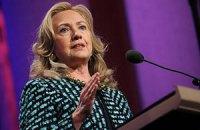 В США собирают средства на президентскую кампанию Хиллари Клинтон