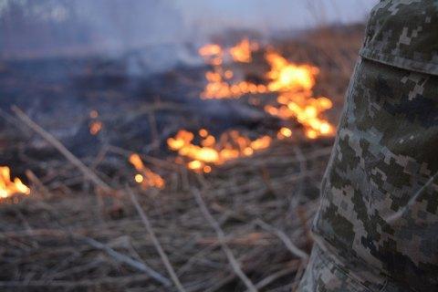 Оккупанты снова дистанционно минировали позиции защитников в направлении Водяного