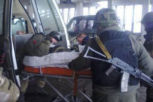Україна попросила Німеччину прийняти на лікування 20 поранених бійців