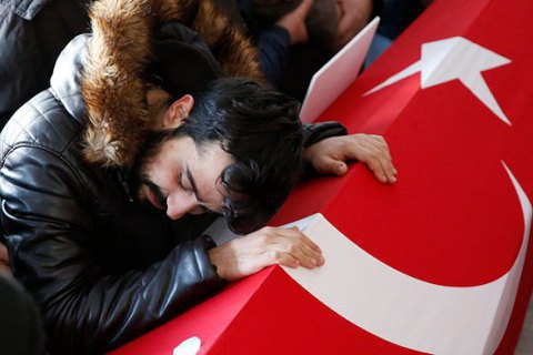 Встановлено особу стамбульського терориста, - МЗС Туреччини