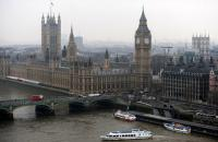 Полиция обезвредила вооруженного ножом мужчину у здания парламента Британии