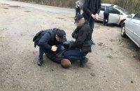 """СБУ затримала двох чиновників """"Київобленерго"""" на хабарі в 87 тис. гривень"""