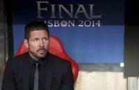 Сімеоне залишається у Мадриді
