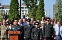 В Киеве приняли присягу 165 будущих контрразведчиков и переводчиков СБУ