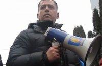 Суд отказался арестовать подозреваемого в расстреле майдановцев в Хмельницком