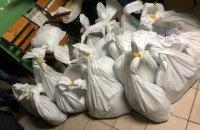 Партію бурштину на 1,5 млн грн виявили на Закарпатті