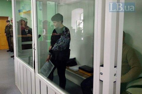 Апелляционный суд Черниговской области продлил арест Савченко