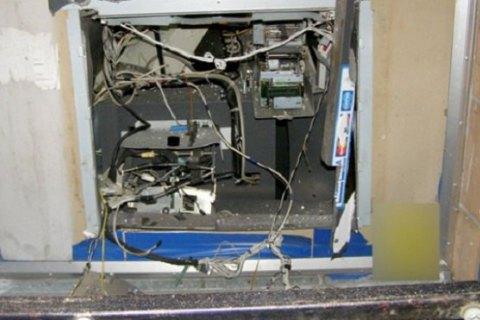 Невідомі підірвали банкомат в селі Дніпропетровської області
