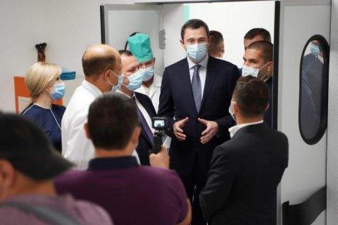До конца года завершится обновление 210 приемных отделений в больницах, - Чернышев