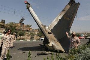 Пілотом літака, що розбився в Ірані, був українець