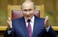 """Путін заявив, що Зеленський не може забезпечити розведення сил """"через націоналістів"""""""