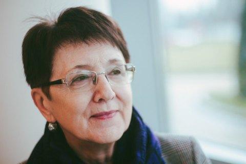 Тамара Гундорова: «Ми не підносимося до філософського осмислення Чорнобиля»