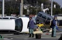 Количество пострадавших от землетрясения в Японии достигло 350 человек
