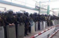 У Черкасах засуджені напали на працівників колонії