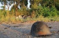 В ночь на воскресенье в Песках погиб боец АТО