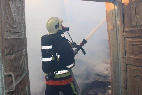 У Хмельницькій області ледь не згоріла сільська школа