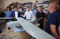 Наливайченко призвал государство развивать производство дронов для армии