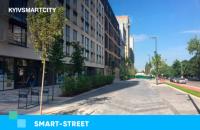 У Києві з'явилася перша smart-вулиця