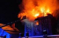 За минулу добу в Україні сталося 110 пожеж