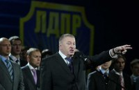 Путин наградил Жириновского орденом