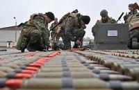 Минобороны попросило выделить 100 млн гривен на охрану военных складов
