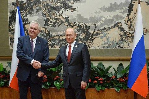 Россия и Чехия подпишут соглашения на $20 млрд