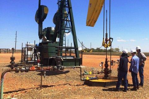 На нефть в Северной Дакоте стали давать отрицательную цену