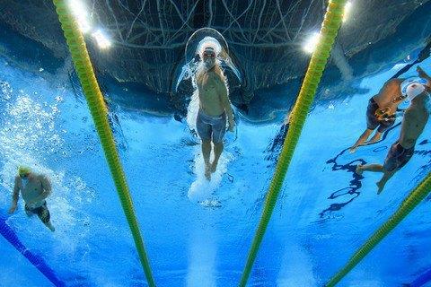 Українські спортсмени взяли 11 медалей у третій день Паралімпіади