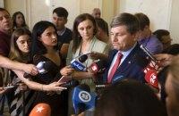 """""""Європейська Солідарність"""" вимагає зібрати засідання ВР у зв'язку з погіршенням епідемічної ситуації"""