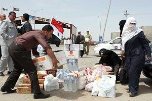 ООН: насильство в Сирії перешкоджає гуманітарній допомозі