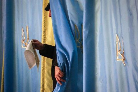 В Украине начались выборы президента