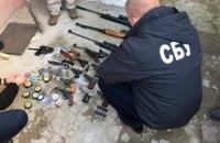 В Одесской области задержали мужчину, который переделывал травматическое оружие в боевое и продавал его