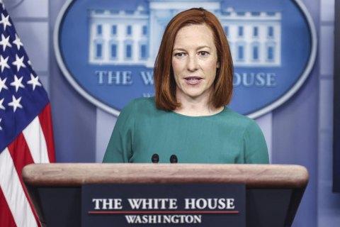 В Белом доме опровергли связь между визитом Зеленского и договоренностями между США и Германией