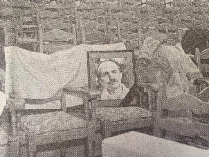 Похорон В'ячеслава Чорновола