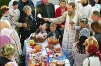На пасхальный обед украинская семья потратит 800 гривен