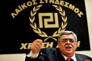 """Греция: """"Золотая заря"""" отрицает причастность к убийству антифашиста"""