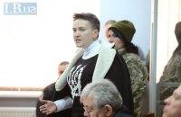 """Савченко не считает """"ДНР"""" и """"ЛНР"""" террористическими организациями"""