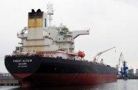 В Оманській затоці напали на два танкери