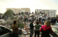 Кількість жертв землетрусу у турецькому Ізмірі зросла до 35 осіб (оновлено)