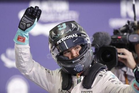Ніко Росберг став новим чемпіоном Формули 1
