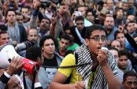 В Каире столкнулись сторонники и противники Мурси
