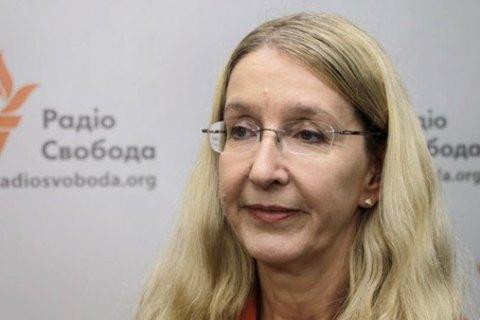 Супрун відмовилася працювати з обраним комісією держсекретарем