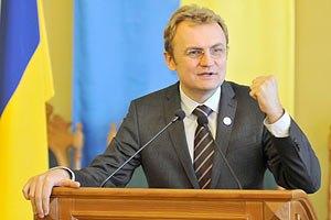 Мэр Львова сравнил сепаратистов с маленькими детьми, прячущимися под кроватью